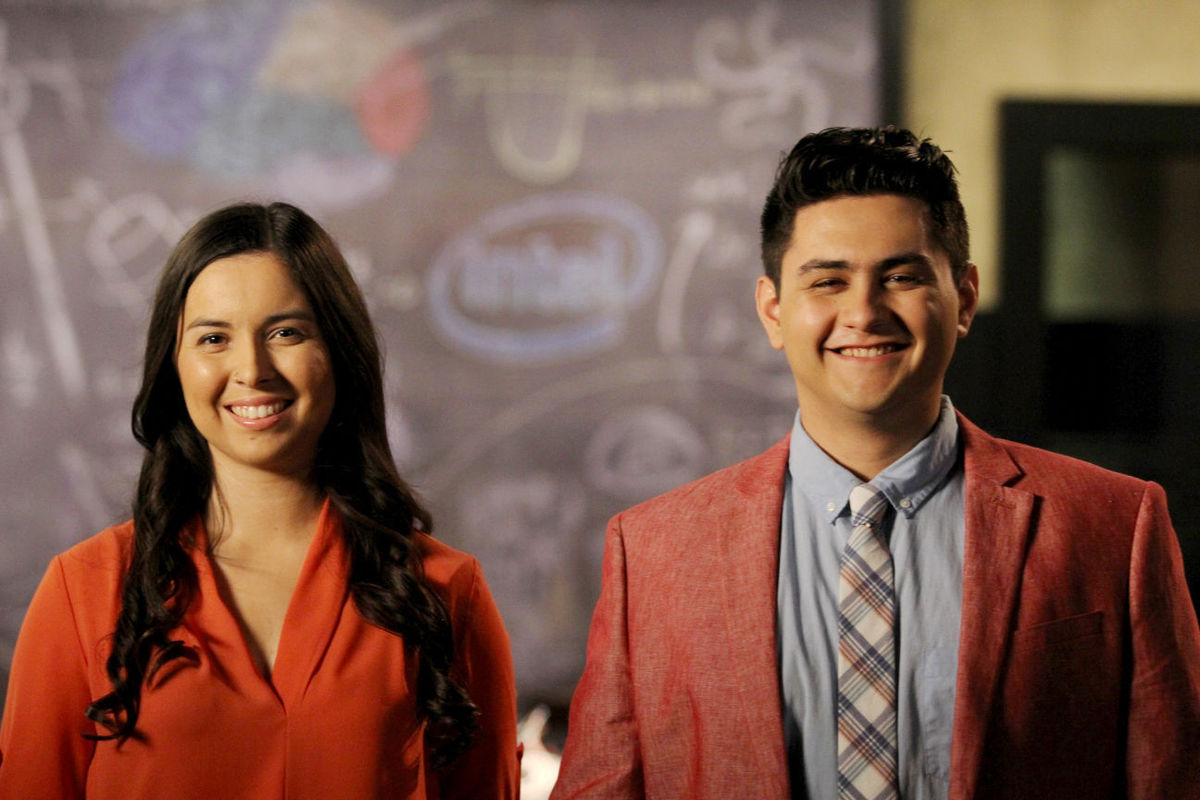 "Mira Frenkel of Tucson and teammate Brendon Villalobos won $100,000 on ""America's Greatest Makers."""