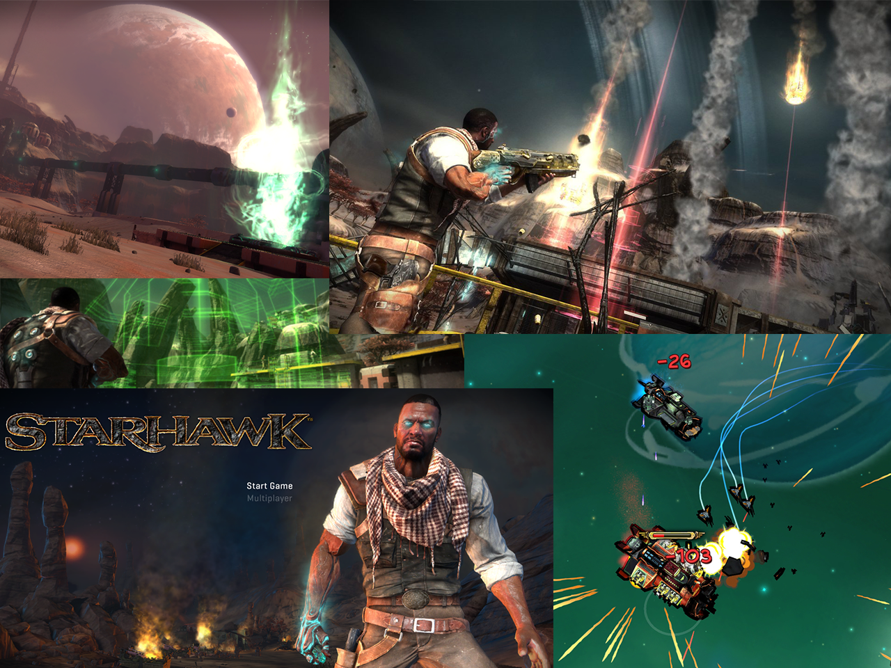 Projects - — Starhawk (PS3).— Untitled Space Multiplayer Shooter Prototype (PS4/Orbis).— PlunderNauts (Mobile).