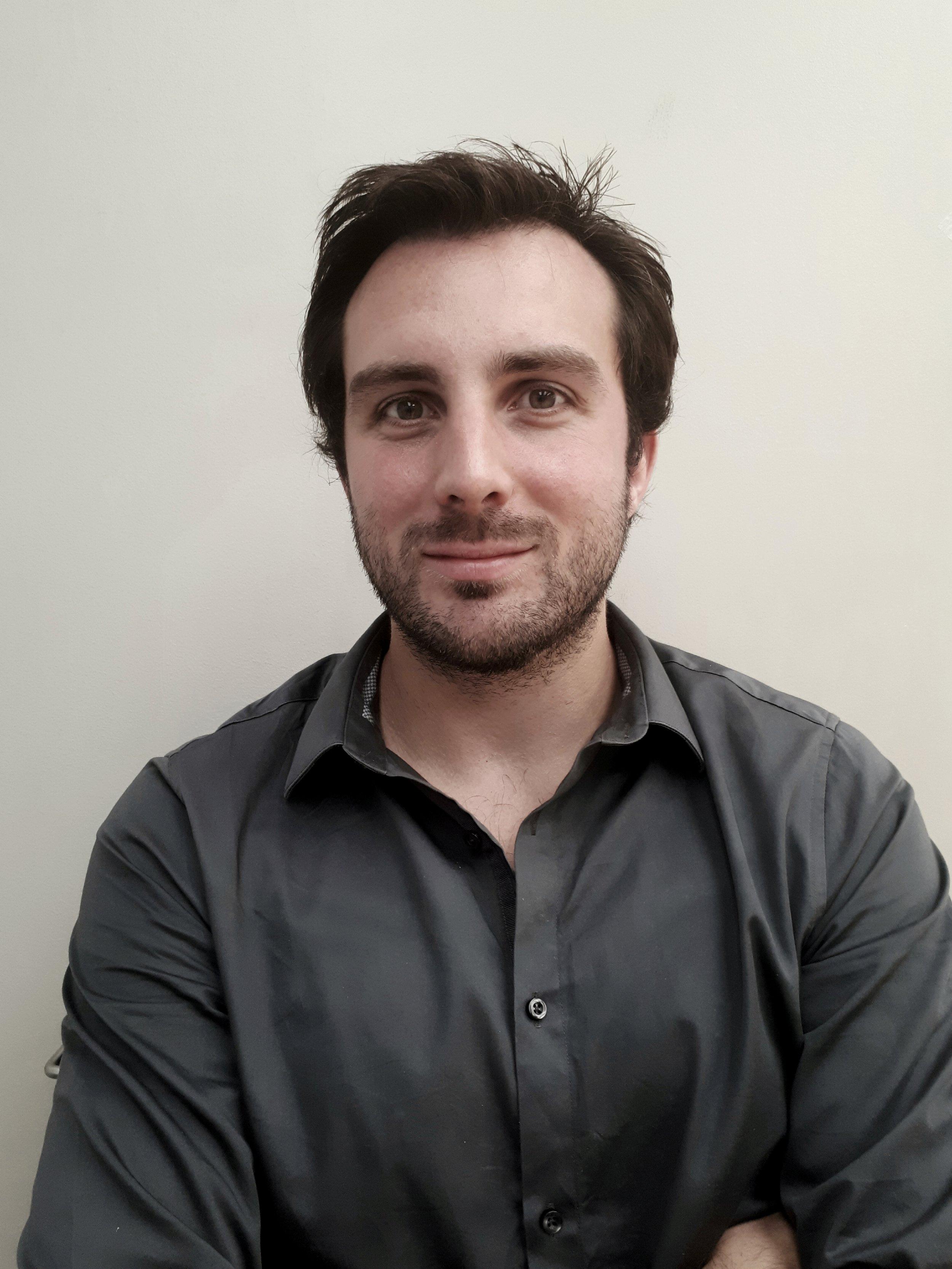 Guillaume Prieur, PT, Doctorant