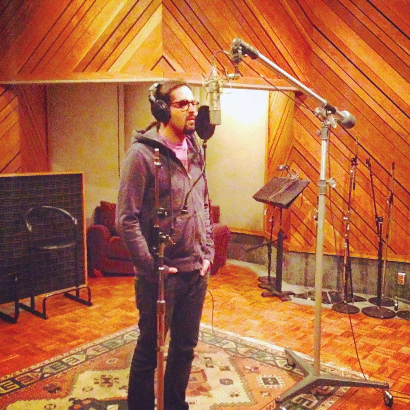 The Complex Studios.  Los Angeles, CA.