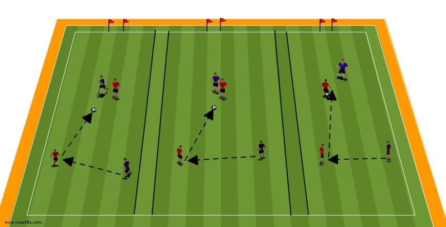 1 v 1 Introducing Individual Zonal Positioning Concepts