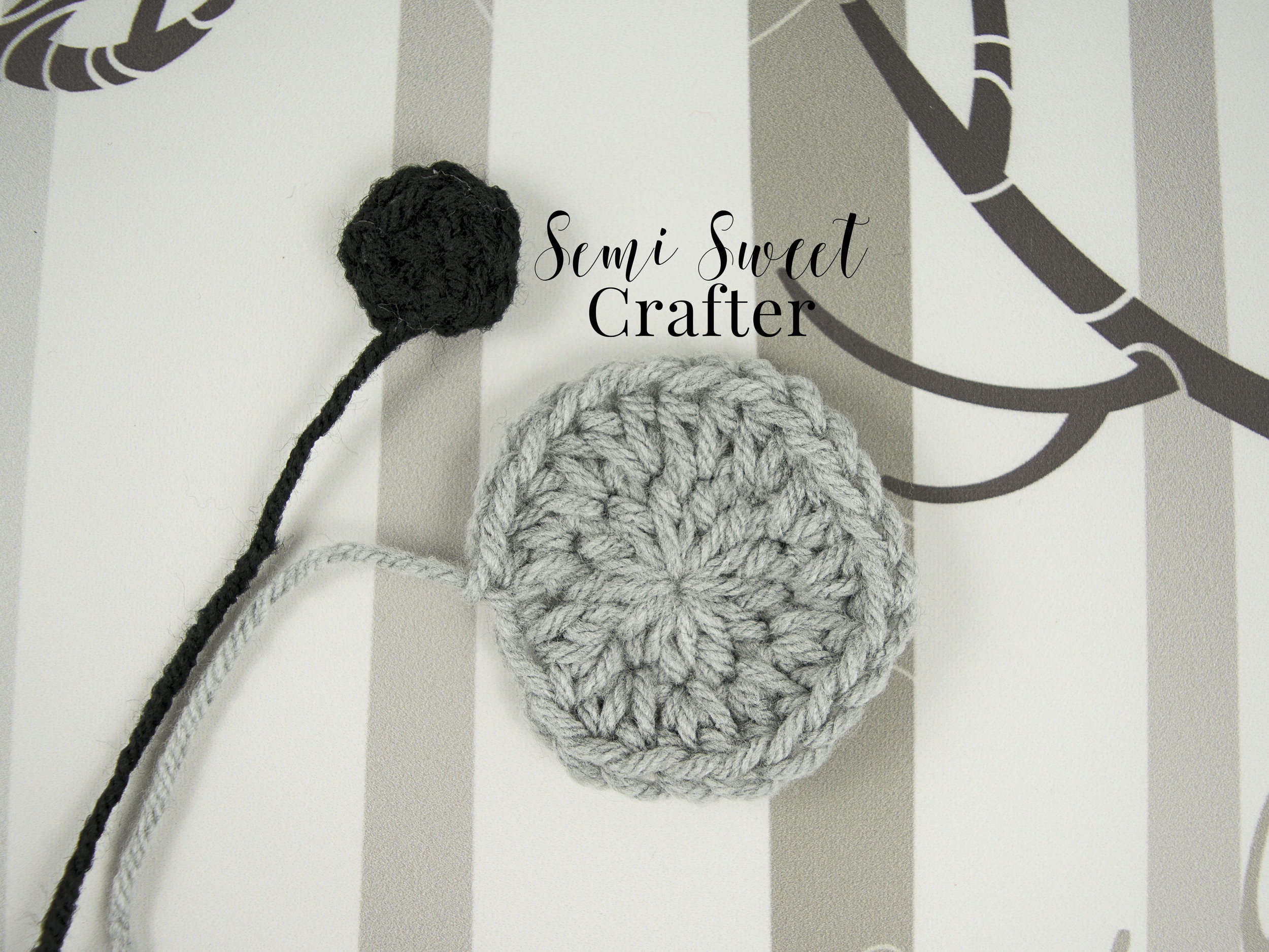 Free Crochet Skunk Hat Pattern