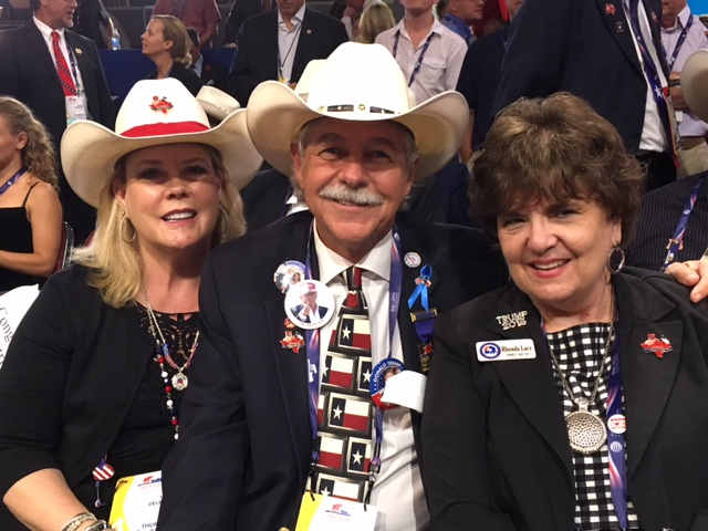 Sherry Hurt, Dennis Graham, Rhonda Lacy