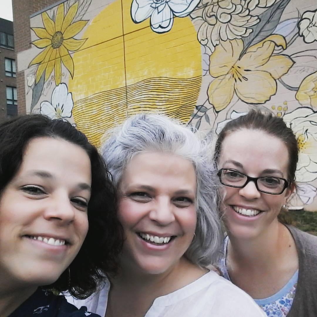 Sisters weekend in MD