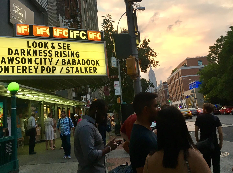 Date night film opening!