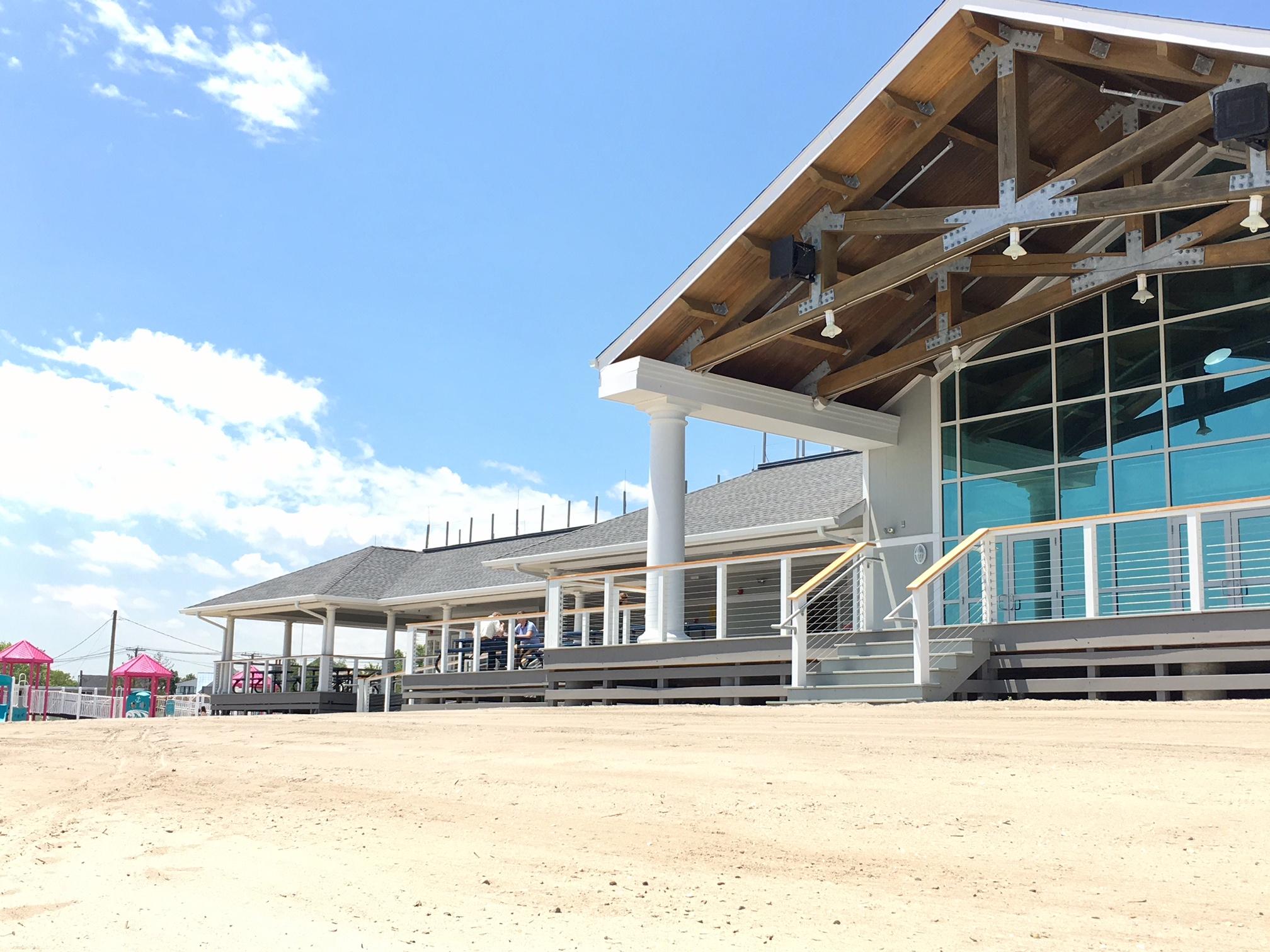 Penfield Pavilion re-opens after Sandy damage