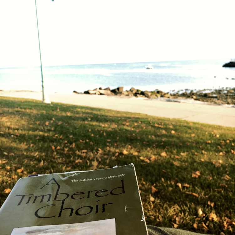 Vespers & Poetry at St. Mary's-by-the-Sea, Black Rock