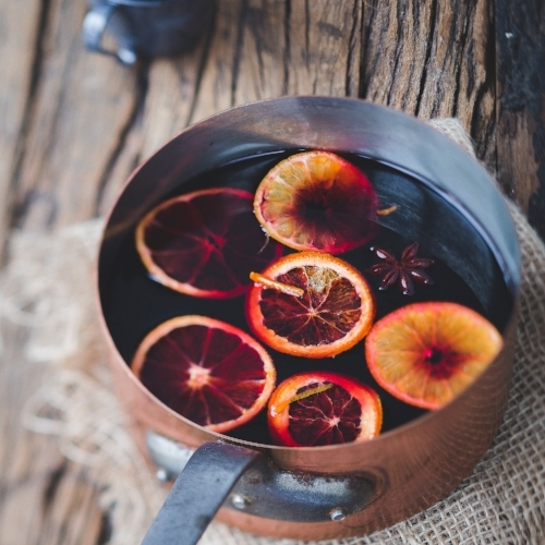 Simmer - Fill your house with natural fragrance today.
