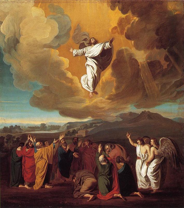 The Ascension,  John Singleton Copley