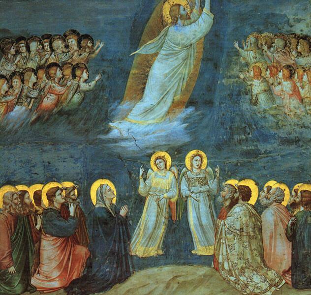 The Ascension , Giotto