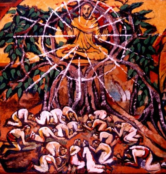 The Ascension , Jyoti Sahi