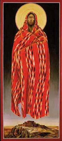 Christ in Ascension , Fr. John Giuliani