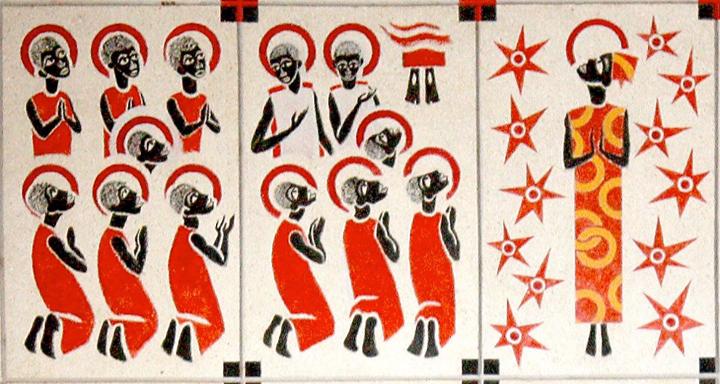 Ascension , Father Georges Saget