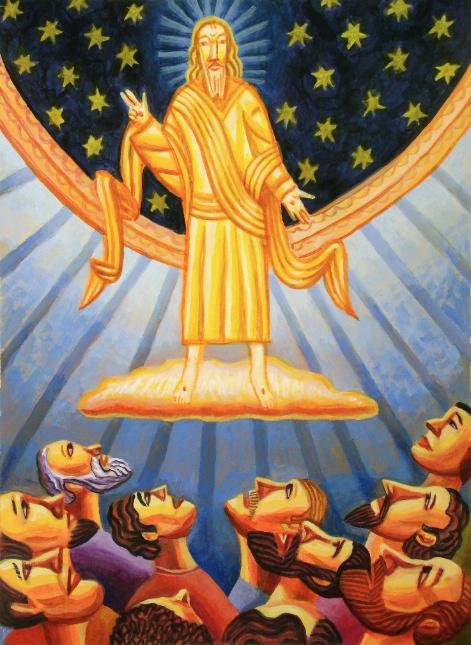 Ascension , James B. Janknegt