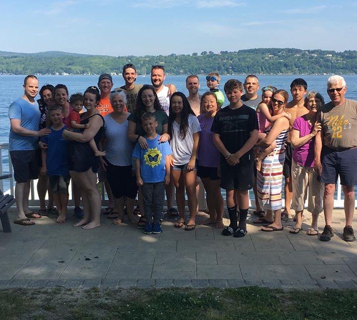 this year - Hill Family Vacation 2019, Canandaigua Lake, NY