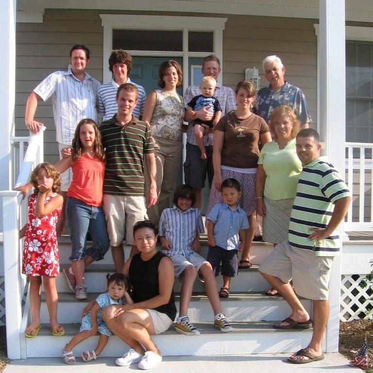 13 years ago - Hill Family Vacation 2006, Bethany Beach, DE