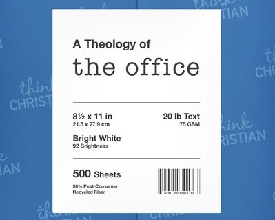 A Theology of The Office - Free Ebook from Think Christian!