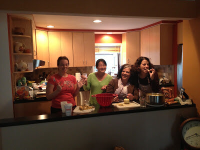 8 years ago - Autumn in Austin brought major bouts of homesickness. In my first fall away from NY, I slipped home for apple-picking and pie-baking with my sisters.(October 2011)