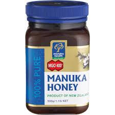 NOTHING BUT MANUKA!!!