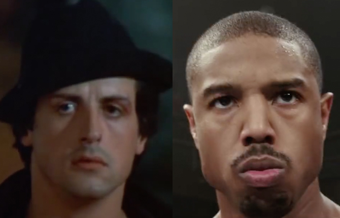 Creed is Hollywood's newest spin-off of a beloved franchise