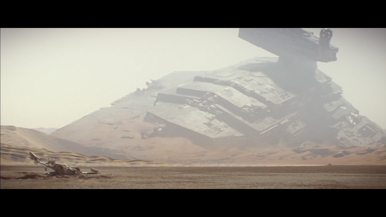 The Force Awakens should not be compared to the original saga