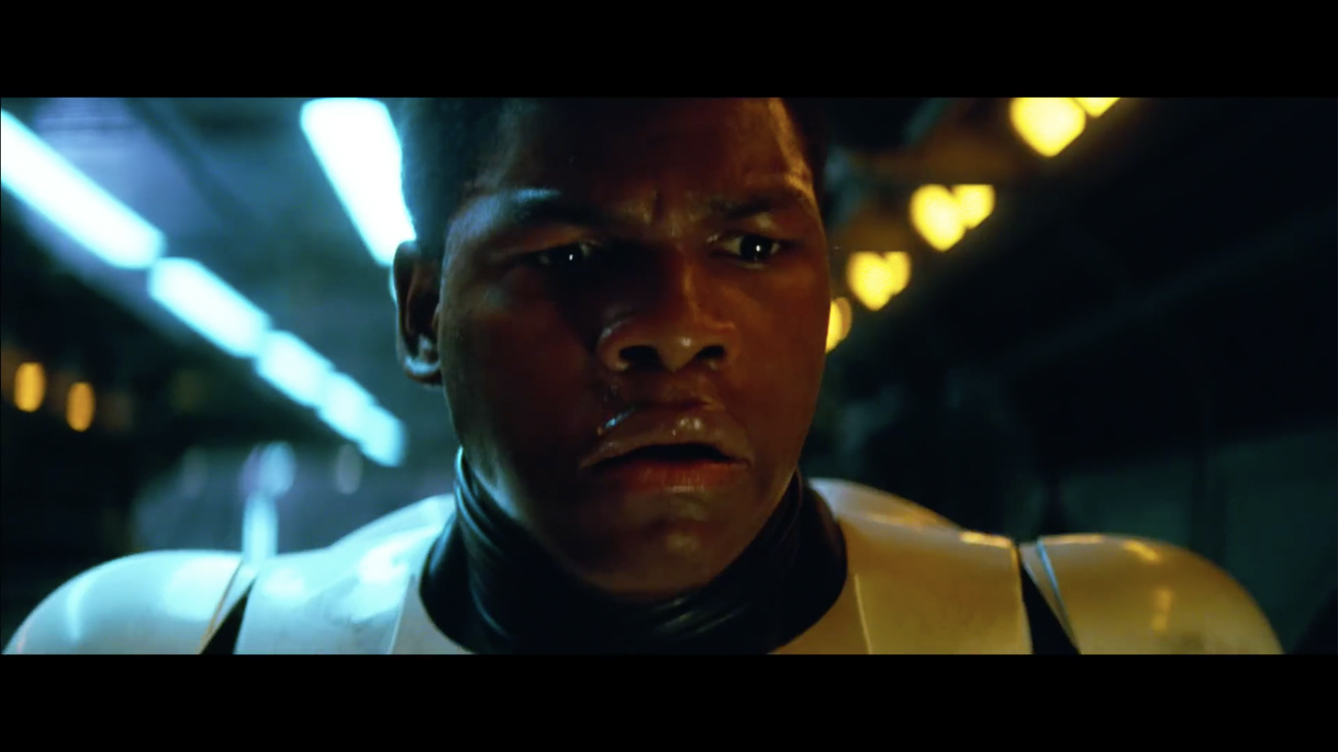 The idea of a Stormtrooper with emotions has always interested me