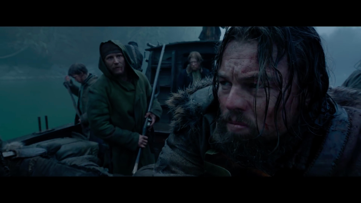 While The Revenant's story struggles it still has moments of brilliance