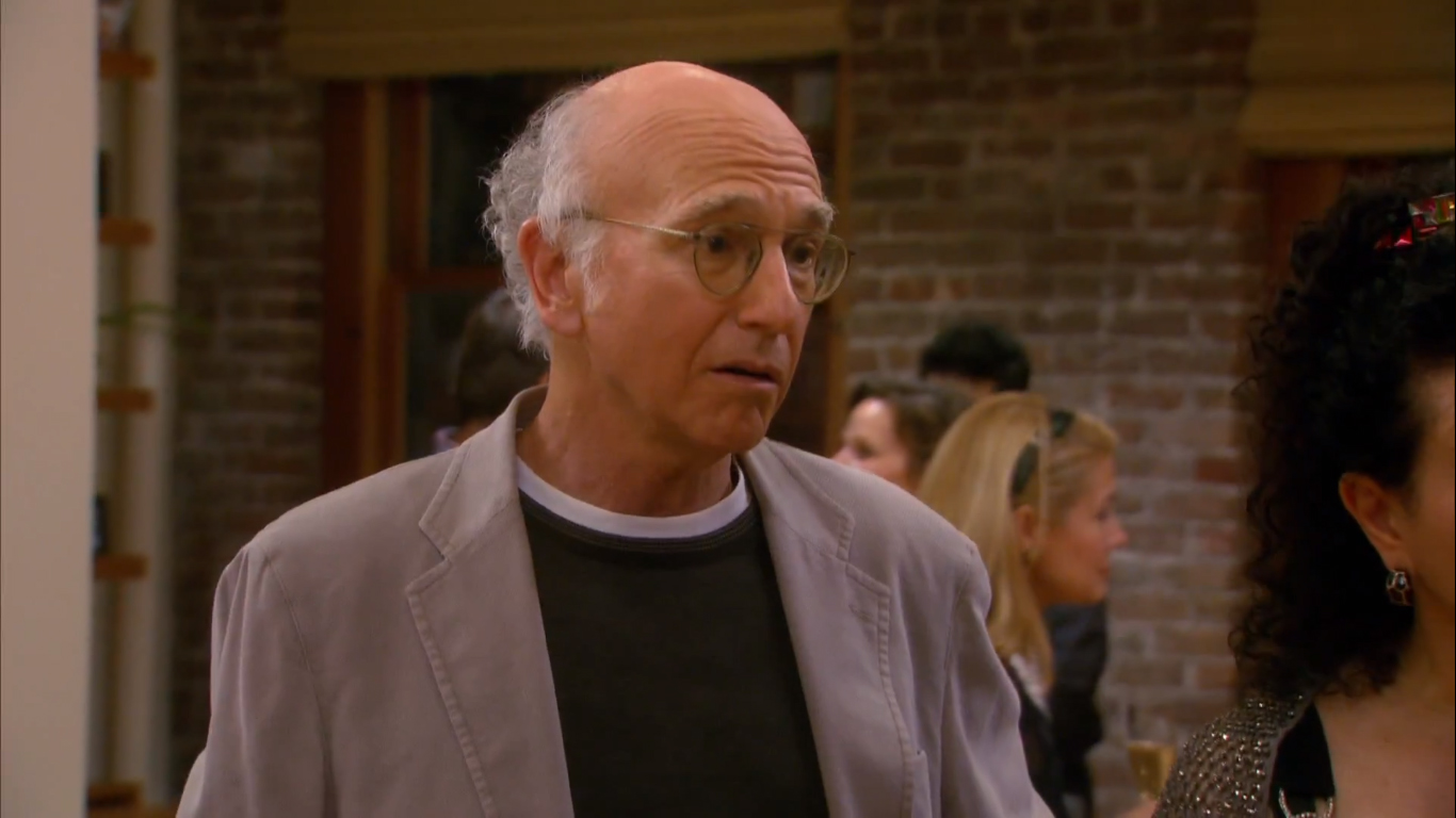 Curb Your Enthusiasm explores the complexities of our society