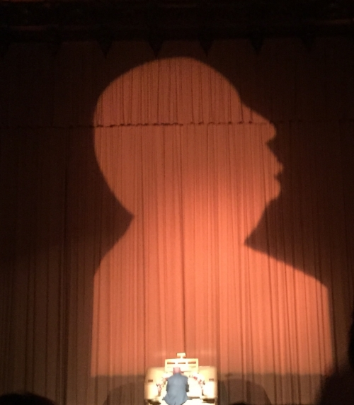 Psycho screening at the Castro Theater