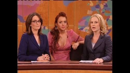 "Tina Fey on ""Weekend Update"""