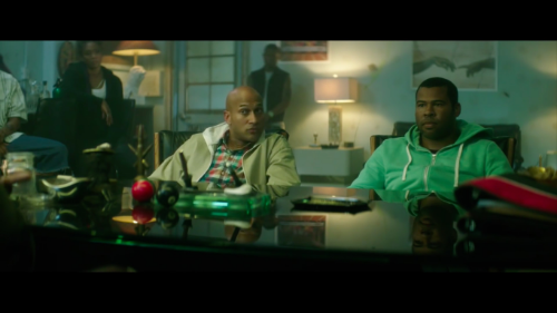 Like their show, Key and Peele treat each scene in  Keanu  like a sketch