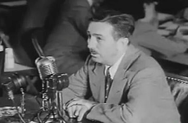 Several Hollywood Leaders told HUAC communists worked in film