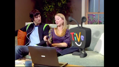 TiVo allowed audiences to catch up on shows they have missed