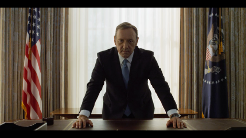 By releasing an entire season of  House of Cards  on the same day viewers are able to binge watch shows
