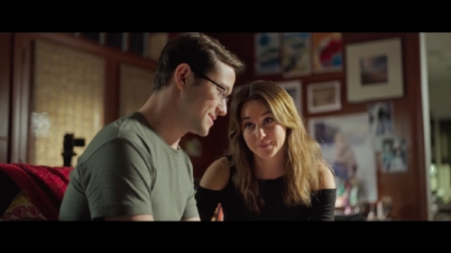 By focusing on Snowden's personal life the film becomes humanized