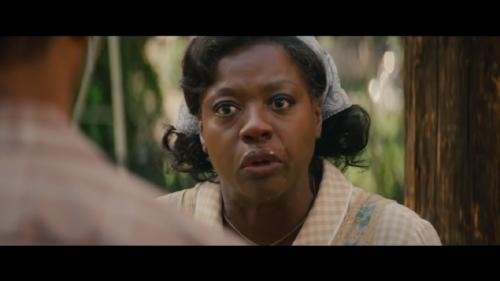 In addition to Washington, Viola Davis gives a tear-jerking performance