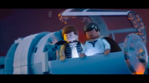 Like  The Lego Movie  with  Star Wars  characters,  The Lego Batman Movie  brings in characters from other franchises