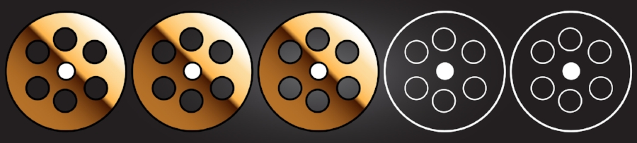 3 out of 5 Reels