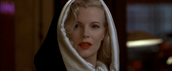 The femme fatale is seen as a tool for men to torment other men