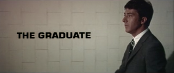 The best example of a film that's message changes as you age is  The Graduate