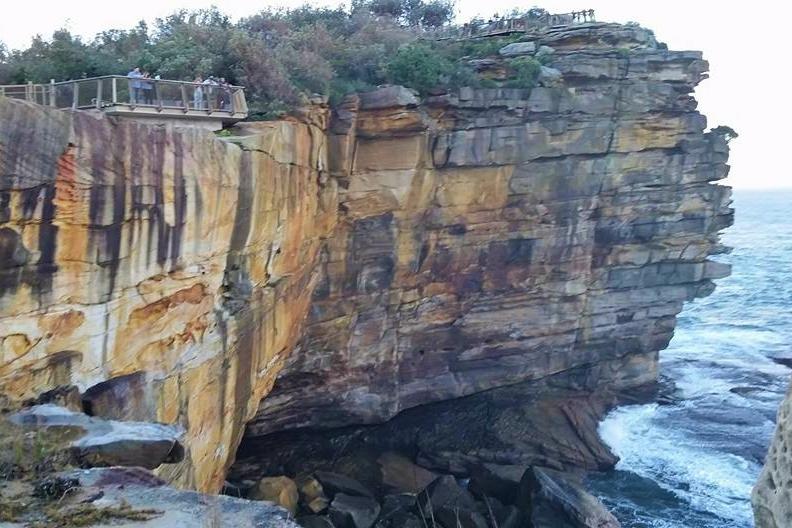 Gap Bluff at Sydney Harbour National Park