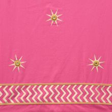 Pink w Gold Star (4m only)