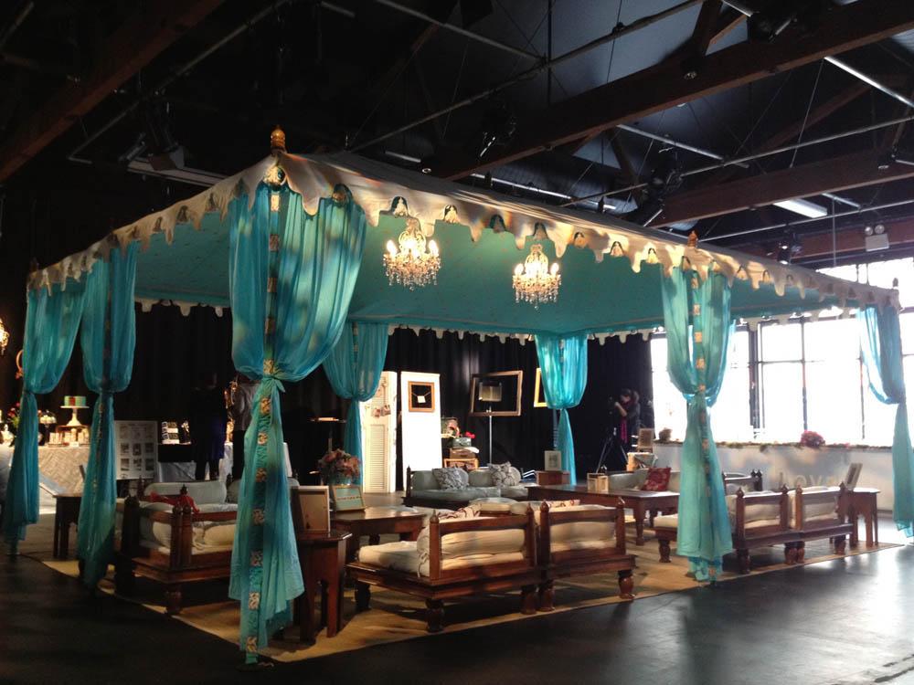 Raj Tent at Q Theatre