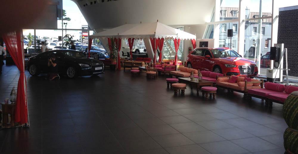Indoor Tents and Furniture
