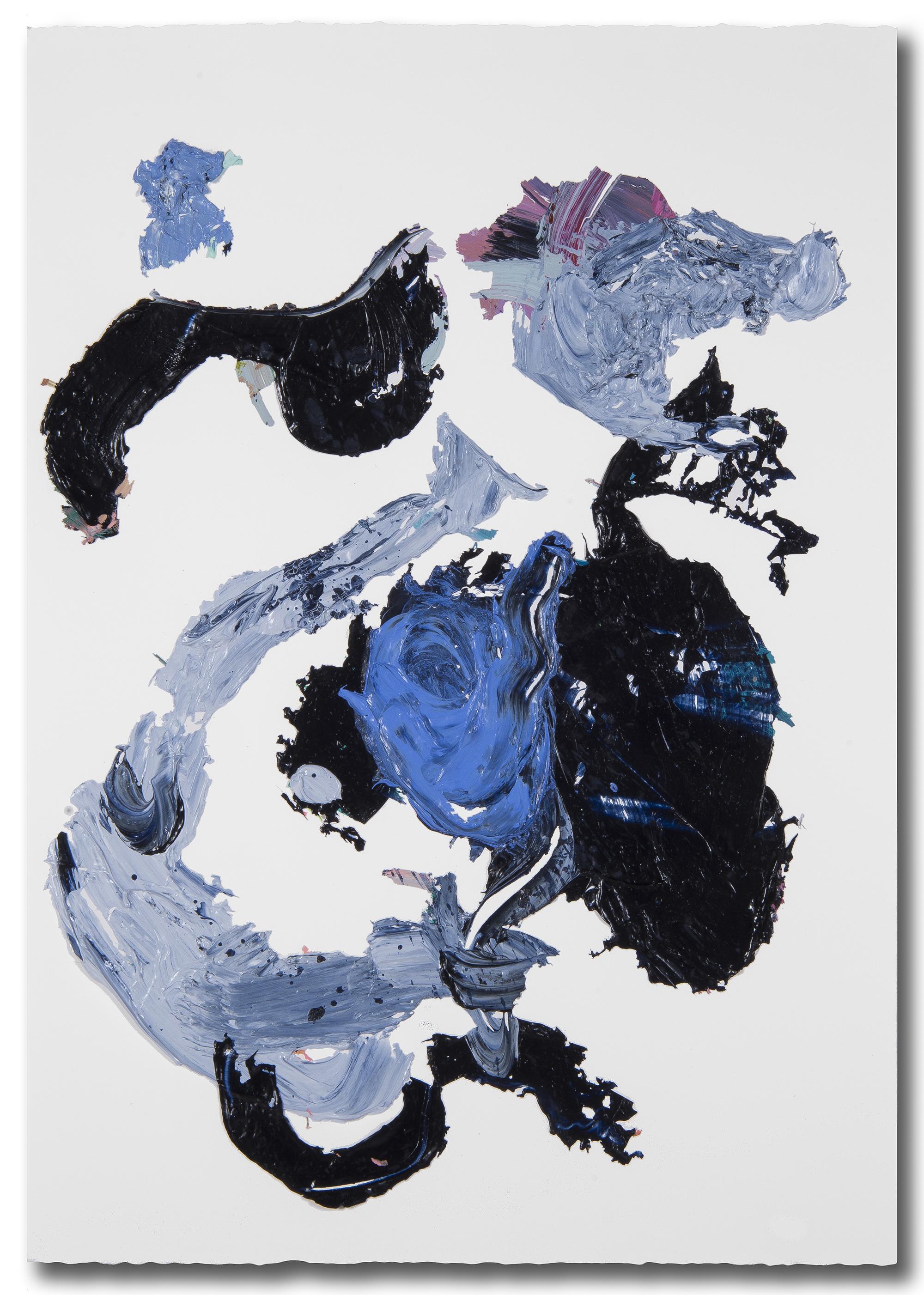 Blue/Black Rose Series 2