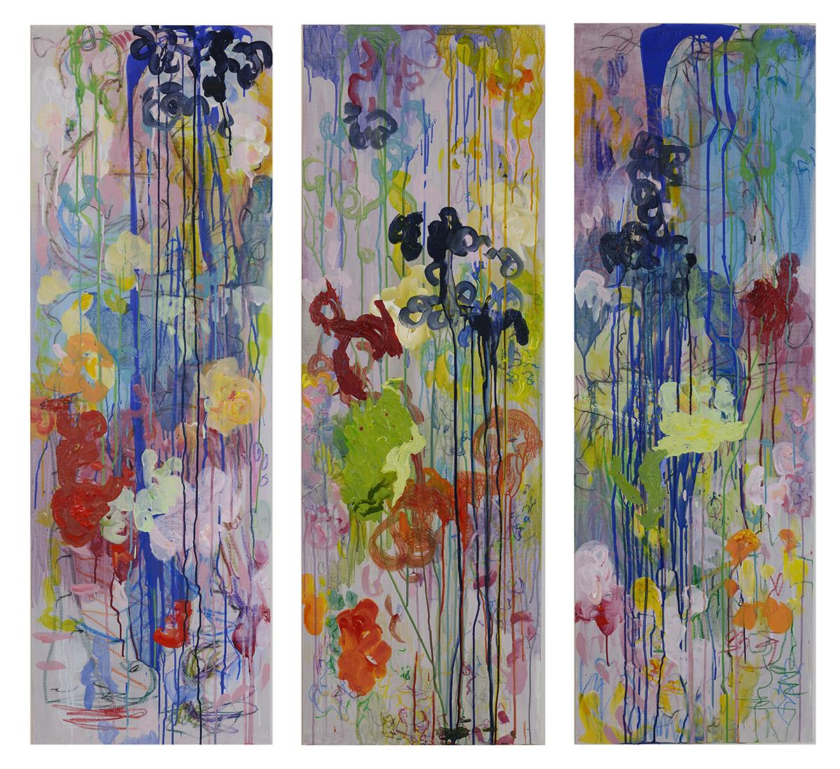 Triptych Spill/Naples