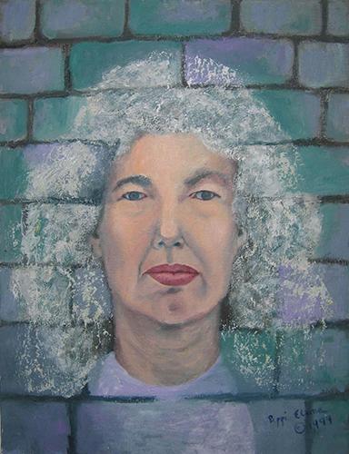 Self-Portrait 1999  18 X 24