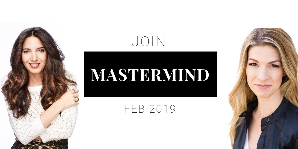MASTERMIND with Kelsey Murphy and Marie Forleo
