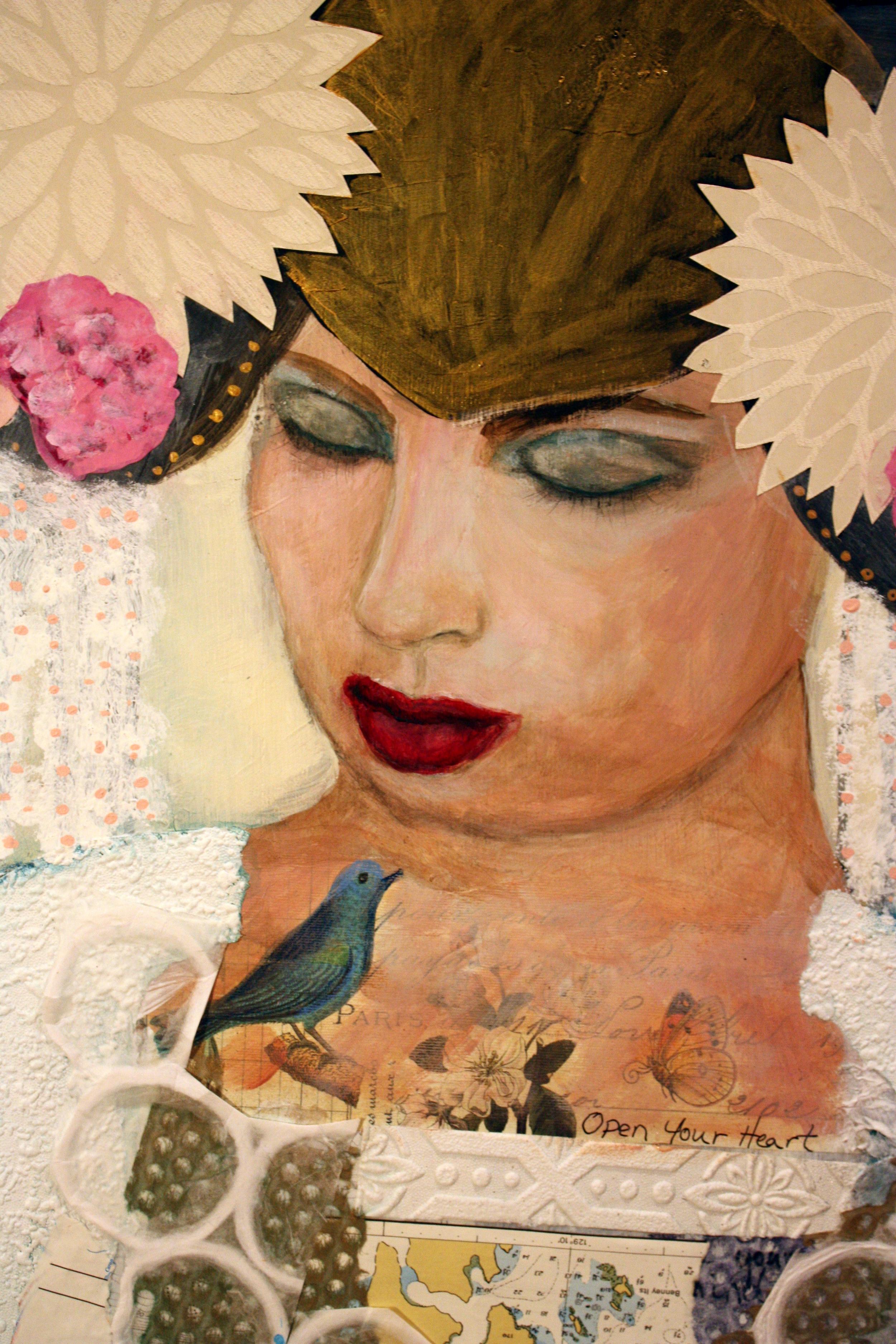 Be A World Traveler by Kathie Vezzani