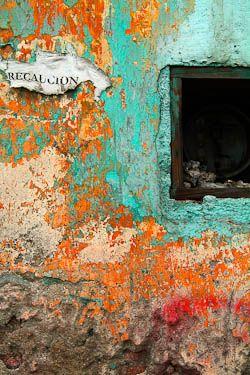Textures of Oaxaca